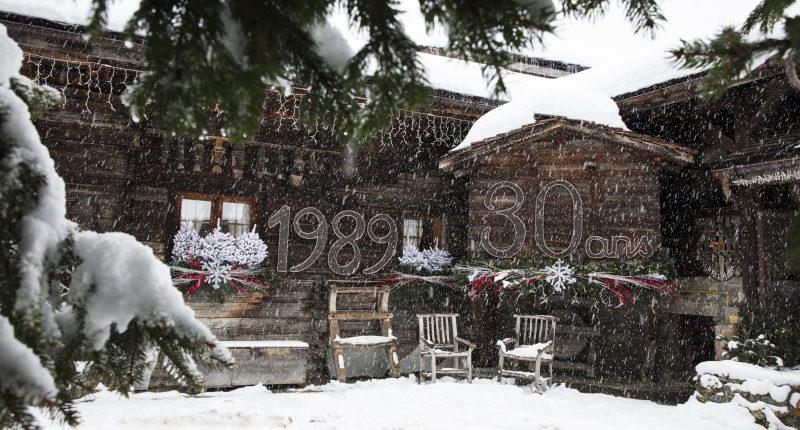 Fermes Marie Hôtel Megève 30 ans