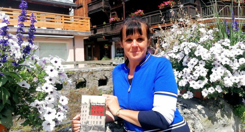 L'auteur Sophie Muffat-Méridol présente son 2e roman à Megève